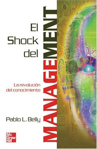 9789701046364: El Shock del Management