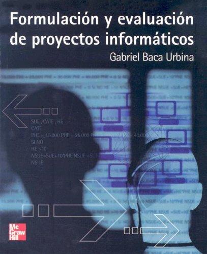 9789701048276: Programacion y Evaluacion de Proyectos Informaticos