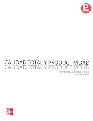9789701048771: Calidad y Productividad (Spanish Edition)