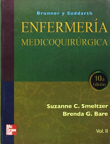 ENFERMERIA MEDICOQUIRURGICA 2 (Spanish Edition) (9789701051054) by Smeltzer