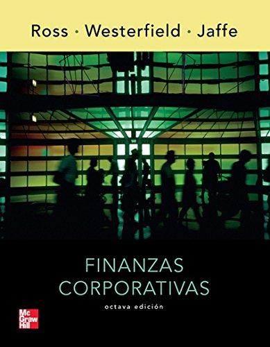 9789701056349: Fundamentos de Finanzas Corporativas (Spanish Edition)