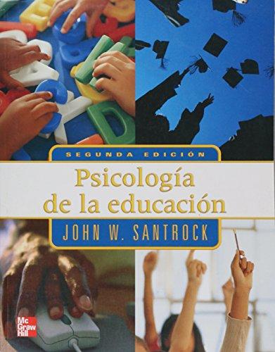 Psicologia De La Educacion - SANTROCK, JOHN W.