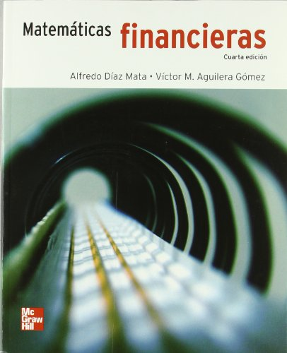 9789701059203: Matemáticas financieras