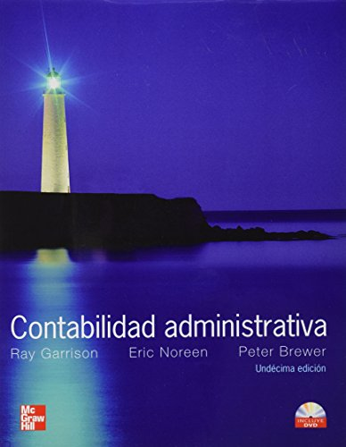 9789701060384: Contabilidad administrativa