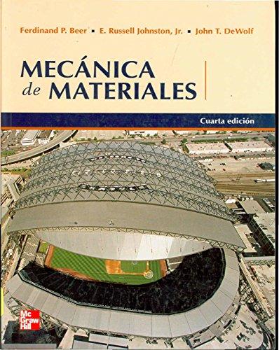9789701061015: MECANICA DE MATERIALES 4ED