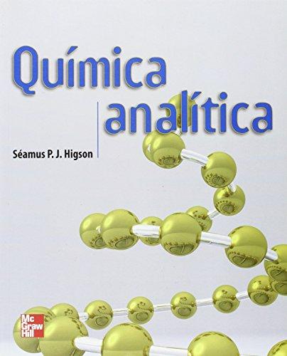 Química analítica: Séamus P.J. Higson