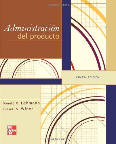 9789701062487: Administracion del producto