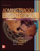 9789701064023: Administración estratégica