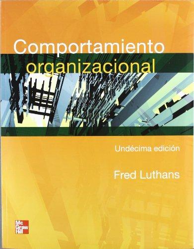 9789701065136: Comportamiento organizaciónal