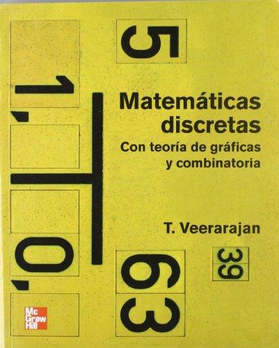 MATEMÃTICAS DISCRETAS (Paperback): Veerarajan T