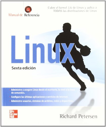 9789701067581: Linux Manual De Referencia 6Ed