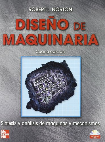 9789701068847: Diseño de Maquinaria
