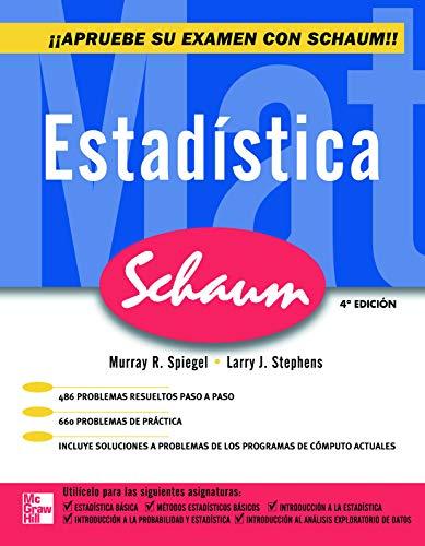 9789701068878: ESTADISTICA 4ED