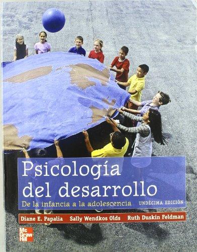 Psicología Del Desarrollo: Diane Papalia; Sally