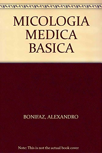9789701070734: Micologia Medica Basica