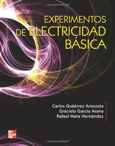 9789701071304: Experimentos de electricidad básica (Spanish Edition)