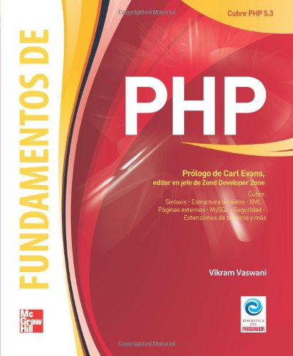 Fundamentos De Php (Spanish Edition) (9701071328) by Vikram Vaswani