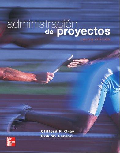 9789701072356: Administración de Proyectos (Spanish Edition)