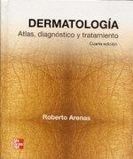 9789701072684: Dermatologia. Atlas, diagnostico y tratamiento