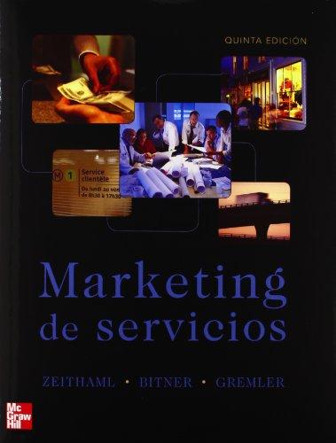 9789701072776: Marketing de Servicios