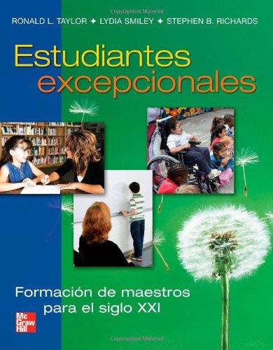 9789701073506: Estudiantes excepcionales (Spanish Edition)