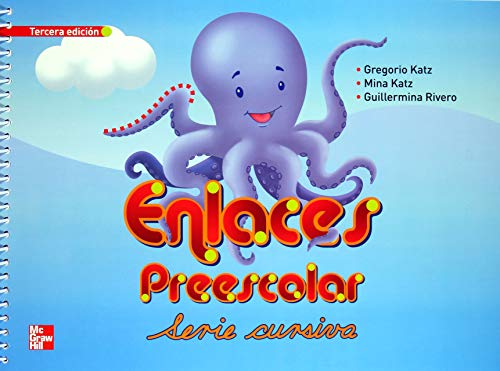 9789701073841: ENLACES SERIE CURSIVA PREESCOLAR