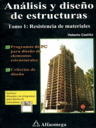 9789701502334: Analisis y Diseno de Estructuras (Spanish Edition)