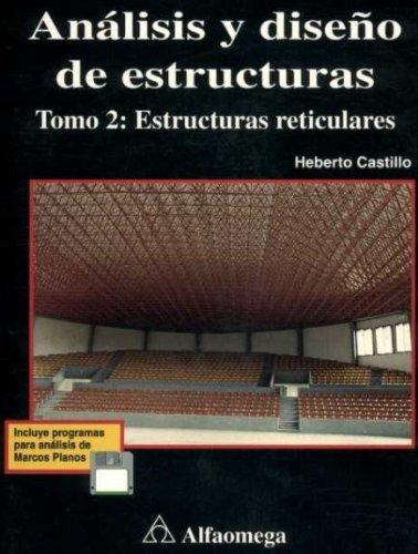 9789701502419: Analisis y Diseno de Estructuras Tomo 2 Estructura (Spanish Edition)