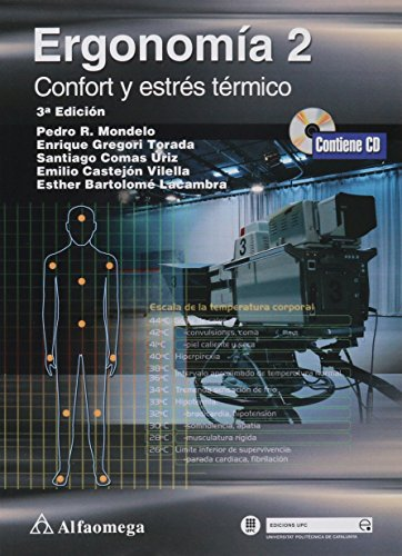 Ergonomia 2 - Confort y Estres Termico: Mondelo, Pedro R.