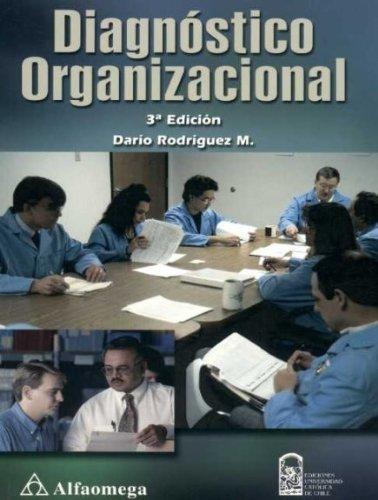 9789701504246: Diagnostico Organizacional (Spanish Edition)