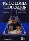 Psicologia De La Educacion: Paulina Arancibia C.