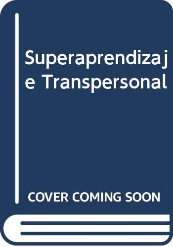 9789701505595: Superaprendizaje Transpersonal (Spanish Edition)