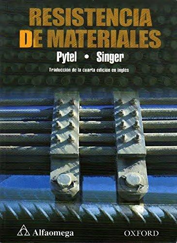 Resistencia de Materiales (Spanish Edition): Andrew Pytel; Ferdinand