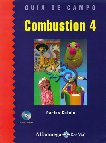 9789701512012: Combustion 4 - Gui­a de Campo (Spanish Edition)