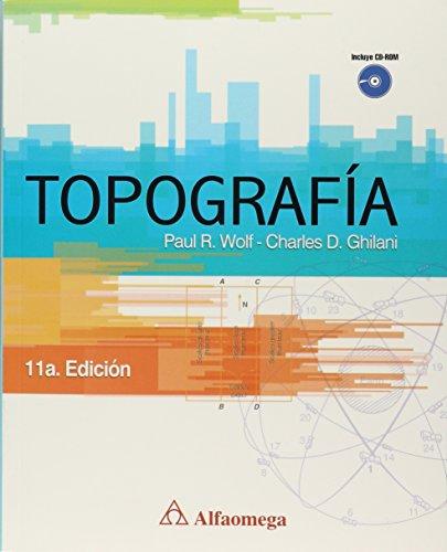 9789701513347: TOPOGRAFIA (Spanish Edition)