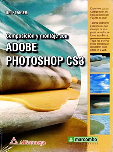 9789701513644: Composicion y Montaje con Adobe Photoshop CS3 (Spanish Edition)