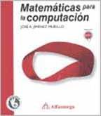 9789701514016: Matematicas para la Computacion (Spanish Edition)