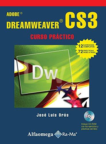 Adobe DREAMWEAVER CS3, Curso Practico (Spanish Edition): Jose Luis OROS
