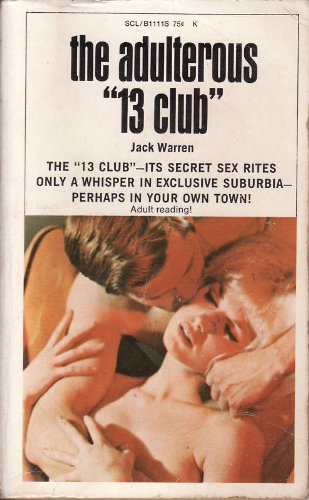 9789701668528: The Adulterous 13 Club