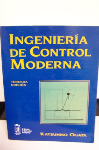 9789701700488: Ingenieria de Control Moderna (Spanish Edition)