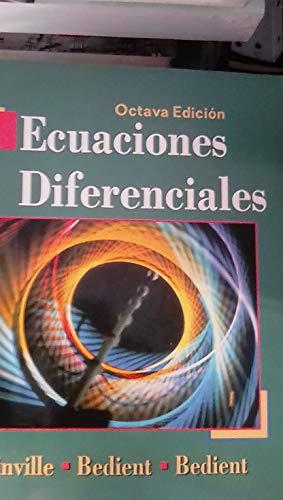 9789701700693: Ecuaciones Diferenciales (Hispan)