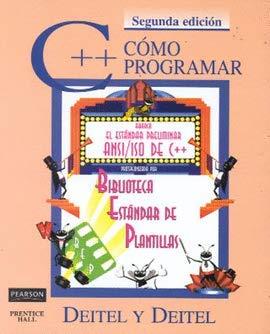 9789701702543: C++ Como Programar