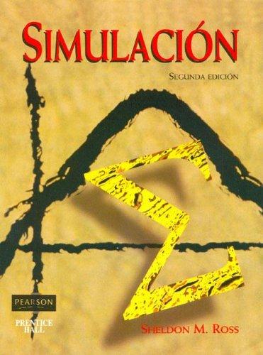 9789701702598: Simulacion (Spanish Edition)
