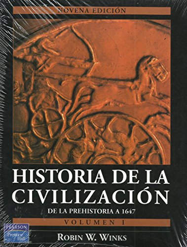 9789701703601: Historia de La Civilizacion - Vol. I (Spanish Edition)