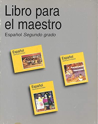 Libro para el maestro Espanol Segundo grado: Margarita Gomez Palacio