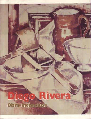 9789701829806: Deigo Rivera Obra Inconcusa