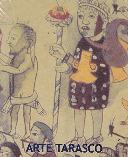 9789701830079: Arte Tarasco (Círculo de arte) (Spanish Edition)