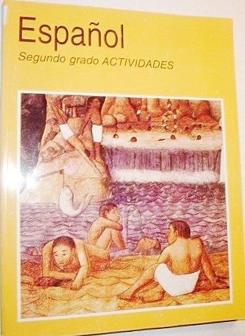 Espanol Segundo Grado Actividades: Margarita Gomez Palacio Munoz