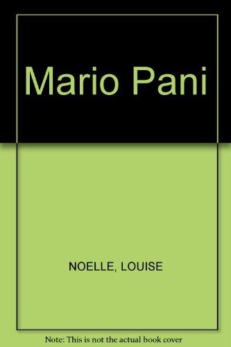 Mario Pani [Paperback] by NOELLE, LOUISE