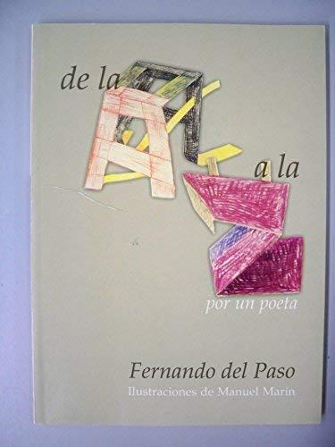 9789701840924: De la A a la Z, por un poeta (Libros del rincón) (Spanish Edition)